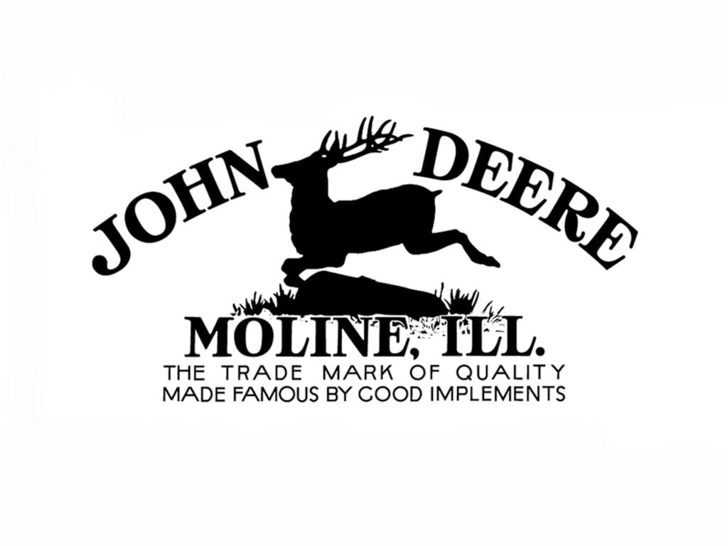 Trademark History John Deere Lu