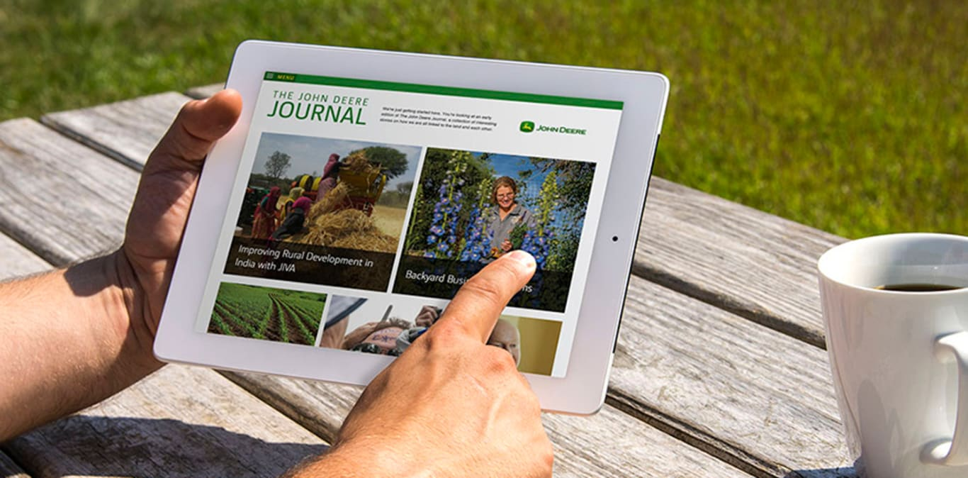 John Deere Journal